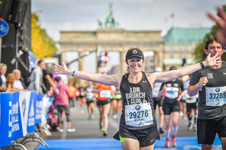 Berlin 2018 Finisher